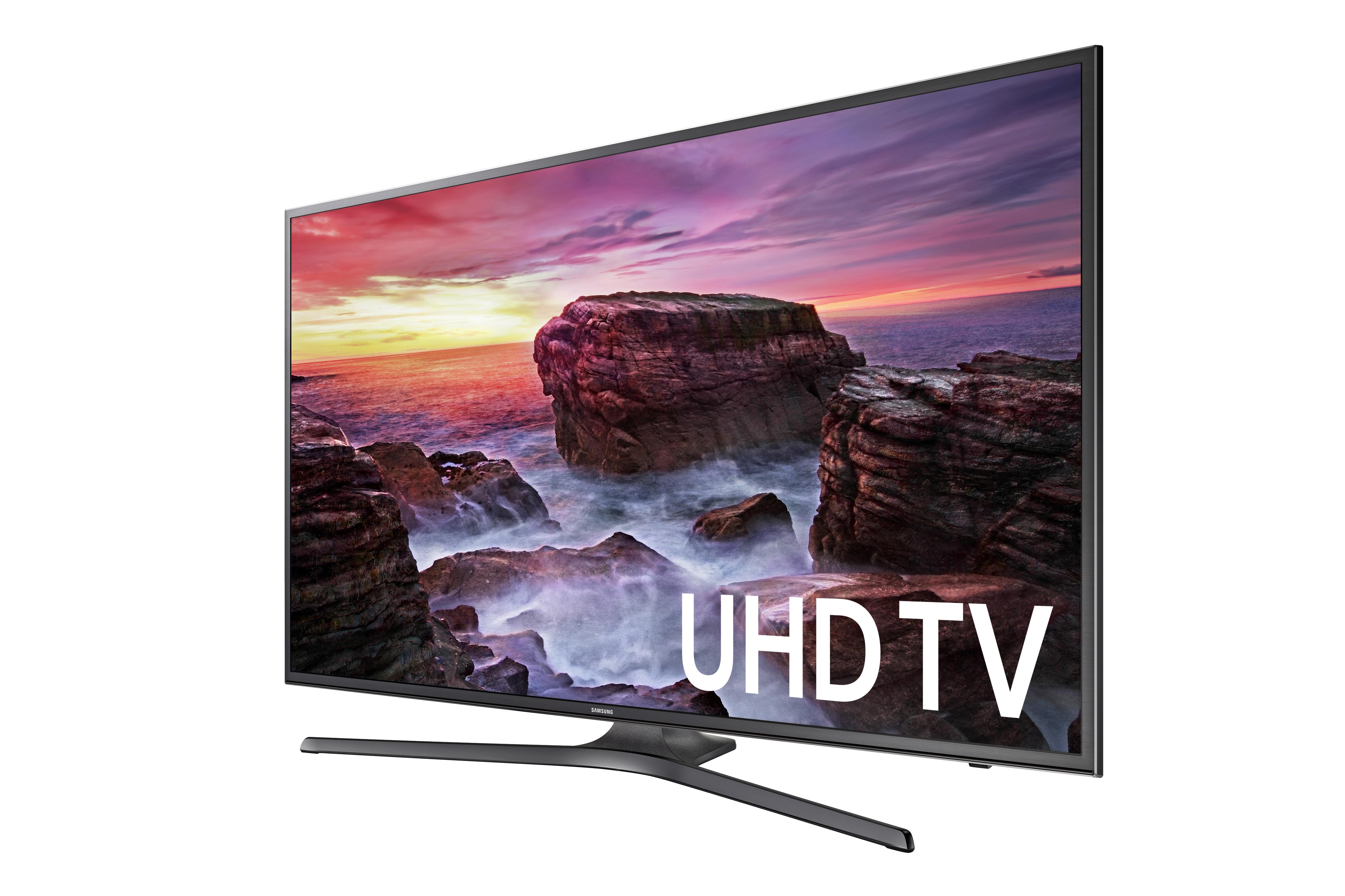 Samsung-50-034-Class-4K-2160P-Smart-LED-TV-UN50MU6300FXZA thumbnail 5
