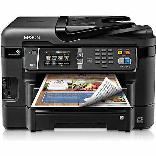 Epson-C11CD16201-WorkForce-WF-3640-All-in-One-Printer-Copier-Scanner-Fax-Machine thumbnail 5