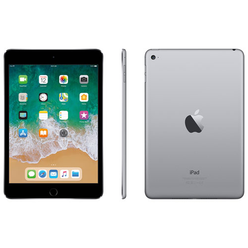 Apple - iPad (Latest Model) with Wi-Fi - 32GB - Space Gray