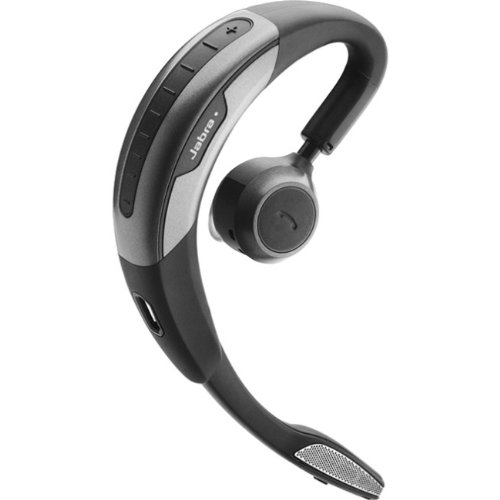 Jabra Motion UC MS Bluetooth Headset With USB Adapter and Travel Charge Kit